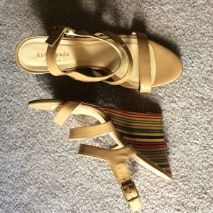 Kate Spade Shoes, Size 7.5, Made in Italy